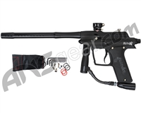 Azodin Blitz 4 Paintball Gun - Dust Black/Polished Black
