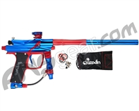 Azodin Blitz Evo 2 Paintball Gun - Blue/Red