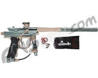 Azodin Blitz Evo 2 Paintball Gun - Gunmetal/Tan