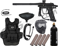 Azodin Blitz 4 Heavy Gunner Paintball Gun Package Kit