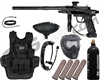 Azodin KDIII Heavy Gunner Paintball Gun Package Kit