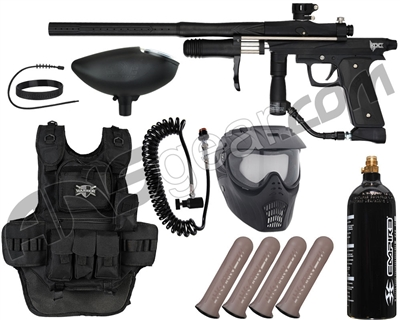 Azodin KPC Pump Heavy Gunner Paintball Gun Package Kit