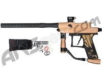 Azodin Kaos 3 Paintball Gun - Dust Brown/Dust Black
