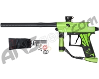 Azodin Kaos 3 Paintball Gun - Dust Green/Dust Black