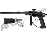 Azodin KDIII Paintball Gun - Polished Black/Polished Black