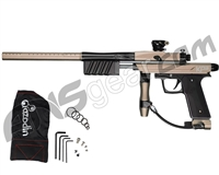Azodin KP3 SE Kaos Pump Paintball Gun - Earth/Black