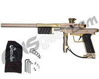 Azodin KP3 SE Kaos Pump Paintball Gun - Earth/Gold