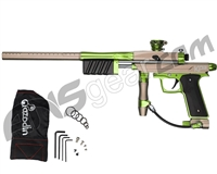 Azodin KP3 SE Kaos Pump Paintball Gun - Earth/Green