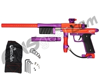 Azodin KP3 SE Kaos Pump Paintball Gun - Orange/Purple