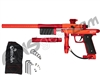 Azodin KP3 SE Kaos Pump Paintball Gun - Dust Orange/Polished Red/Dust Red