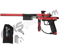 Azodin KP3 SE Kaos Pump Paintball Gun - Red/Black