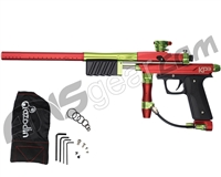 Azodin KP3 SE Kaos Pump Paintball Gun - Red/Green