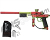 Azodin KP3 SE Kaos Pump Paintball Gun - Dust Light Red/Polished Green/Dust Green