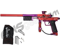 Azodin KP3 SE Kaos Pump Paintball Gun - Red/Purple