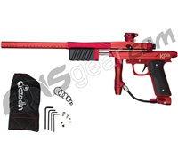 Azodin KP3 SE Kaos Pump Paintball Gun - Red/Red