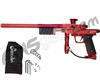 Azodin KP3 SE Kaos Pump Paintball Gun - Dust Light Red/Polished Red/Dust Red