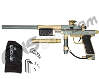 Azodin KP3 SE Kaos Pump Paintball Gun - Titanium/Gold