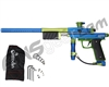 Azodin KP3 SE Kaos Pump Paintball Gun - Dust Blue/Polished Green/Dust Green