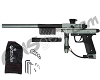 Azodin KP3 Special Edition Kaos Pump Paintball Gun - Titanium/Black