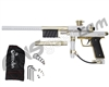 Azodin KP3 SE Kaos Pump Paintball Gun - Polished White/Polished Gold/Dust Gold