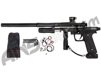 Azodin KPC+ Pump Paintball Gun - Black/Black