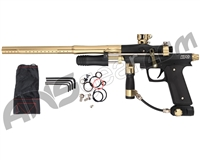 Azodin KPC+ Pump Paintball Gun - Black/Gold