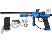 Azodin KPC+ Pump Paintball Gun - Blue/Black