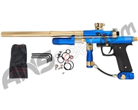 Azodin KPC+ Pump Paintball Gun - Blue/Gold