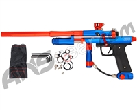 Azodin KPC+ Pump Paintball Gun - Blue/Orange
