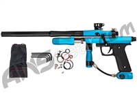 Azodin KPC+ Pump Paintball Gun - Teal/Black