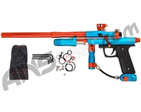 Azodin KPC+ Pump Paintball Gun - Teal/Orange