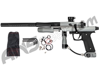 Azodin KPC+ Pump Paintball Gun - Titanium/Black