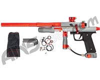 Azodin KPC+ Pump Paintball Gun - Titanium/Orange