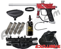 Azodin Blitz 3 Legendary Paintball Gun Package Kit