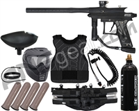 Azodin Kaos 3 Light Gunner Paintball Gun Package Kit