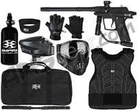 Azodin Blitz 4 Level 4 Protector Paintball Gun Package Kit