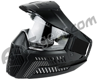 Base GS-F Paintball Mask - Black