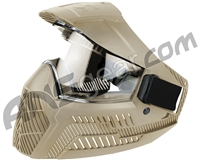 Base GS-F Paintball Mask - Tan