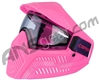 Base GS-O Paintball Mask - Pink