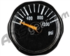 Blackout Pressure Gauge - 1200 PSI