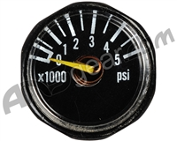 Blackout Pressure Gauge - 5000 PSI