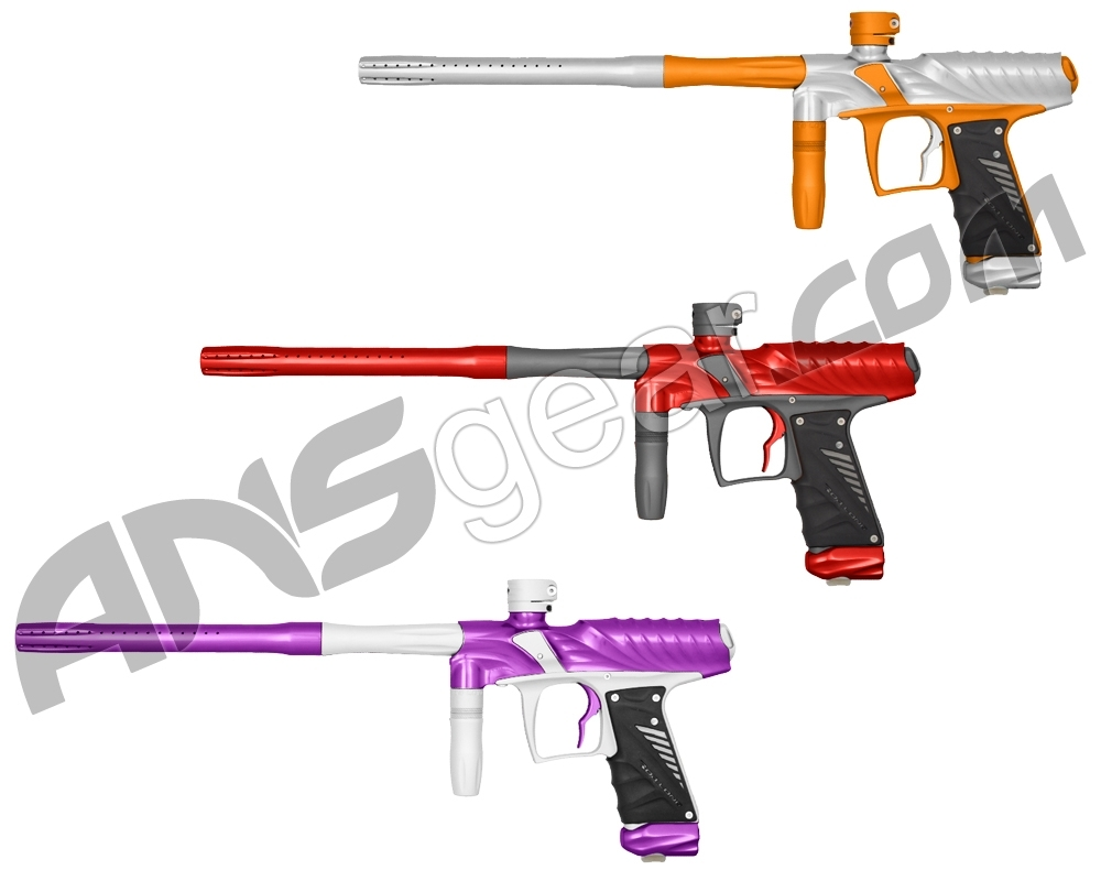 Bob Long Insight NG Paintball Gun - Build Your Own - Polished/Dust