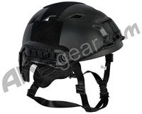 Bravo Airsoft BJ V3 Helmet - Black
