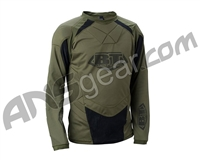 BT 2011 Soldier Paintball Shirt - Olive