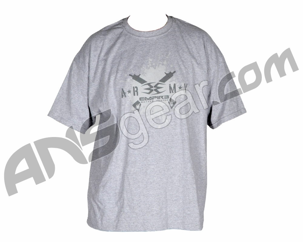 ae697c10c2c BT Paintball TW Army Men s T-Shirt - Grey