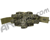 BT Bandolier 4+1 Paintball Harness - Woodland Digi