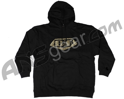 BT Paintball Hooded Sweatshirt - Black