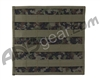 BT Paintball Vest Horizontal Adapter - Woodland Digi Camo