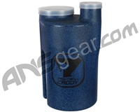 Paintball Caddy 1000 Round Loader - Dark Blue Granite