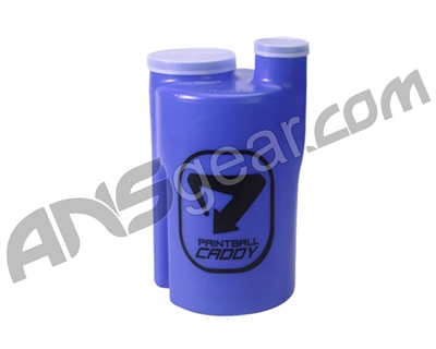 Paintball Caddy 1000 Round Loader - Purple